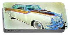 1956 Dodge Royal Portable Battery Charger