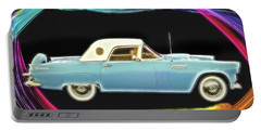 1956 Thunderbird Portable Battery Charger