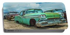 1958 Oldsmobile Super 88 Portable Battery Charger