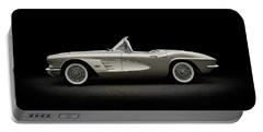 1961 Corvette Portable Battery Charger