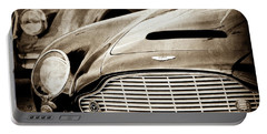 1965 Aston Martin Db6 Short Chassis Volante Grille-0970s2 Portable Battery Charger