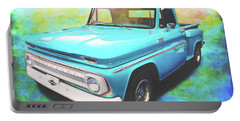 1965 Chevy Truck Portable Battery Charger