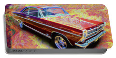 1966 Ford Fairlane Portable Battery Charger