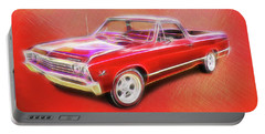1967 El Camino Portable Battery Charger