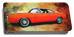 1970 Dodge Charger Portable Battery Charger