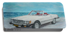 1979 Mercedes 450 Sl Portable Battery Charger