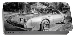 1979 Trans Am 6.6l Motor 403 C.i. T-tops Special Edition, Anniversary Edition 100 Portable Battery Charger