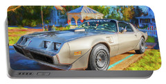 1979 Trans Am 6.6l Motor 403 C.i. T-tops Special Edition, Anniversary Edition 101 Portable Battery Charger