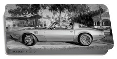 1979 Trans Am 6.6l Motor 403 C.i. T-tops Special Edition, Anniversary Edition 103 Portable Battery Charger