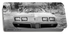 1979 Trans Am 6.6l Motor 403 C.i. T-tops Special Edition, Anniversary Edition 104 Portable Battery Charger