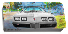 1979 Trans Am 6.6l Motor 403 C.i. T-tops Special Edition, Anniversary Edition 105 Portable Battery Charger