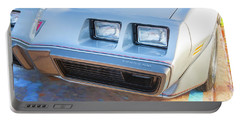 1979 Trans Am 6.6l Motor 403 C.i. T-tops Special Edition, Anniversary Edition 107 Portable Battery Charger