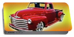19948 Chevy Truck Portable Battery Charger