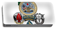 1st Special Forces Group - Green Berets Special Edition Portable Battery Charger