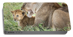 A Mothers Love Portable Battery Charger