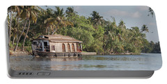 Backwaters Of Kerala Portable Battery Charger