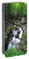 Bela River, Balkan Mountain Portable Battery Charger
