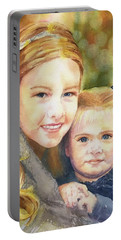 Belle And Maddie Portable Battery Charger