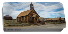 Bodie Church Portable Battery Charger