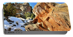 Colorful Colorado National Monument Portable Battery Charger