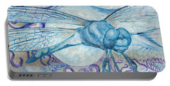 Dragonfly Moon Portable Battery Charger