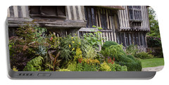 Portable Battery Charger featuring the photograph Great Dixter House And Gardens by Perry Rodriguez