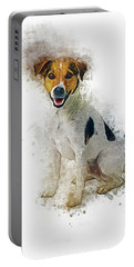 Jack Russell Portable Battery Charger