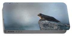 On The Rocks Portable Battery Charger