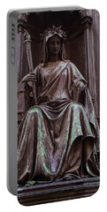 Prague Statue Portable Battery Charger