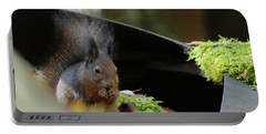Squirrel Portable Battery Charger