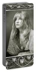 Stevie Nicks Fleetwood Mac Portable Battery Charger