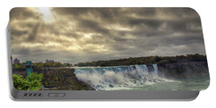The American Falls Portable Battery Charger