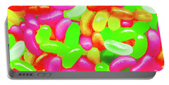 Vibrant Jelly Beans Portable Battery Charger