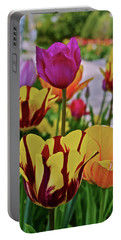 2019 Acewood Tulips 1 Portable Battery Charger
