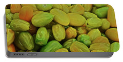 2019 Farmers' Market Plum Tomatoes Portable Battery Charger
