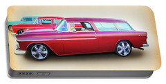 3 - 1955 Chevy's Portable Battery Charger