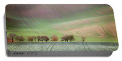Autumn In South Moravia 3 Portable Battery Charger