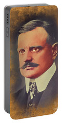 Jean Sibelius, Composer Portable Battery Charger