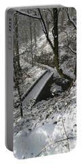 30/01/19  Rivington. Cascade Bridge. Portable Battery Charger