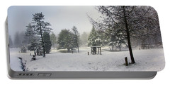 30/01/19  Rivington. Memorial Arboretum. Portable Battery Charger