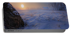 -30 Celsius Portable Battery Charger
