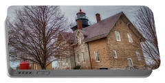 30 Mile Lighthouse  Portable Battery Charger