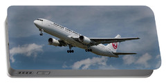 Japan Airlines Boeing 767-346 Portable Battery Charger