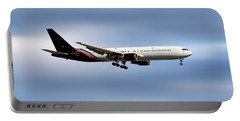 Titan Airways Boeing 767-36n Portable Battery Charger
