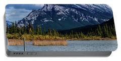 Vermillion Lakes, Banff National Park, Alberta, Canada Portable Battery Charger