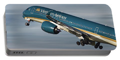 Vietnam Airlines Airbus A350 Portable Battery Charger
