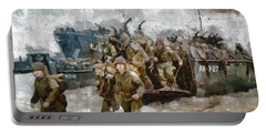D Day Landings, Wwii Portable Battery Charger