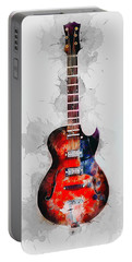 Electric Guitar Portable Battery Charger