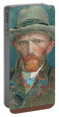 Self-portrait, 1887 Portable Battery Charger