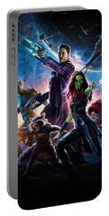 Guardians Of The Galaxy Portable Battery Charger